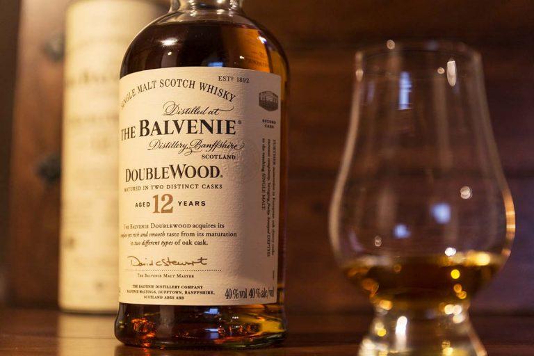 Flasche: Balvenie Double Wood 12