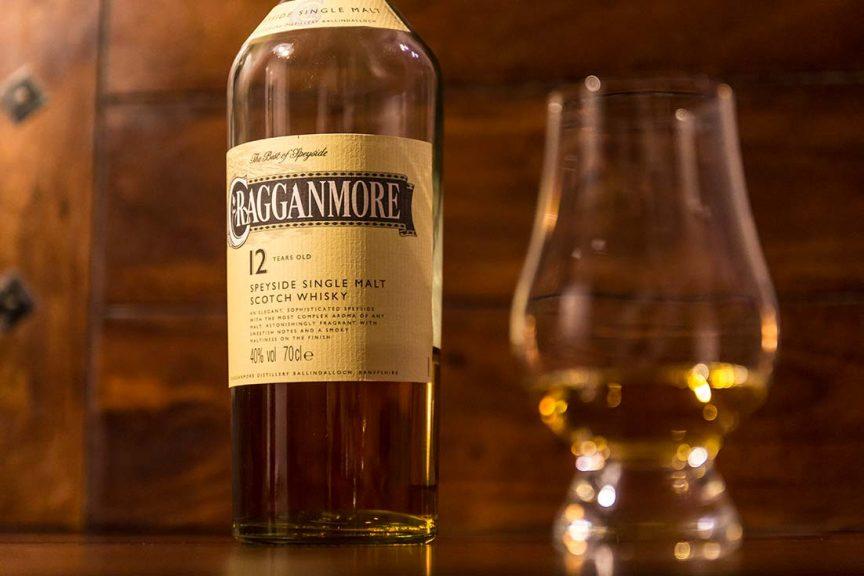 Flasche: Cragganmore 12