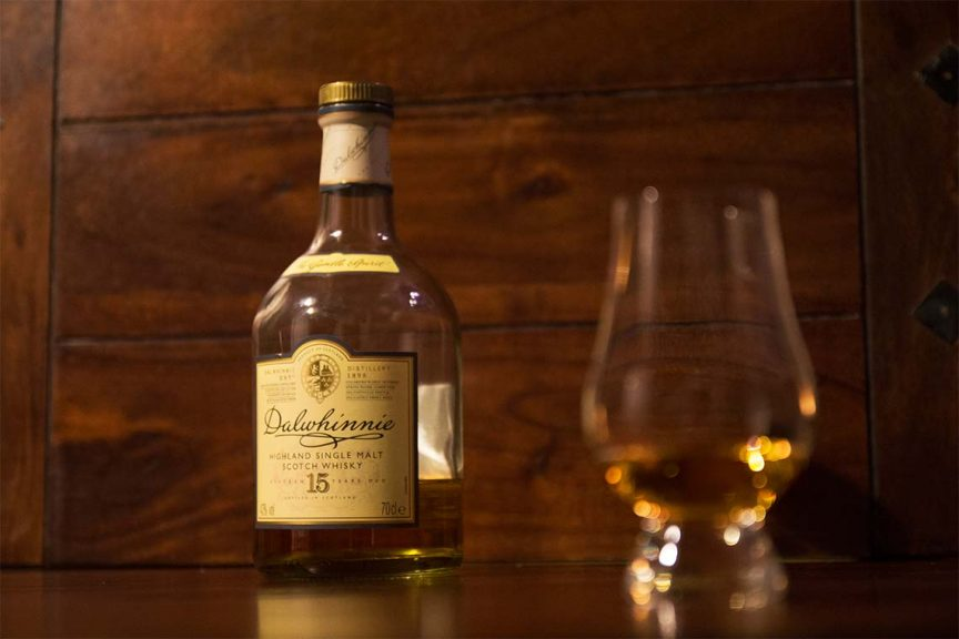 Flasche - Dalwhinnie 15