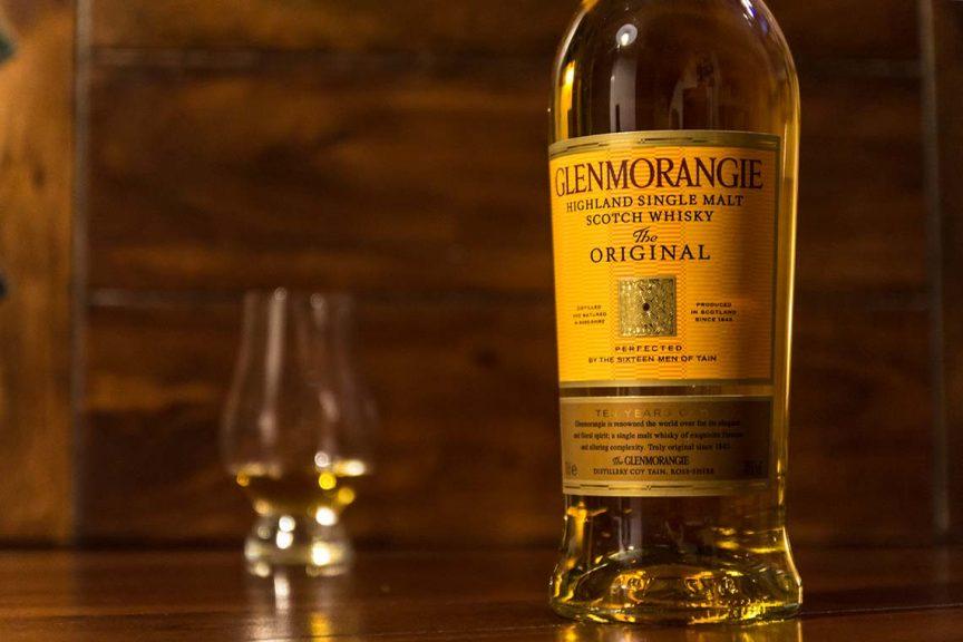 Flasche: Glenmorangie Original