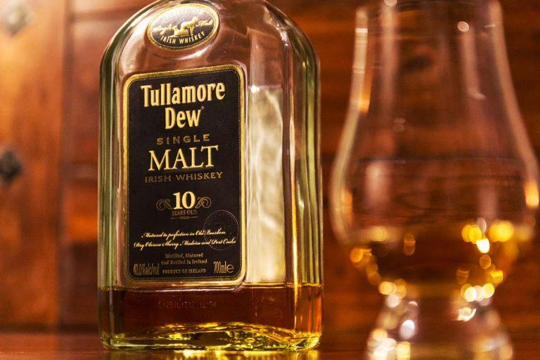 Flasche - Tullamore Dew 10