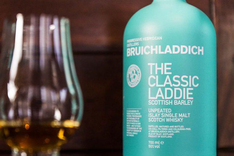 Flasche: Bruichladdich - The Classic Laddie