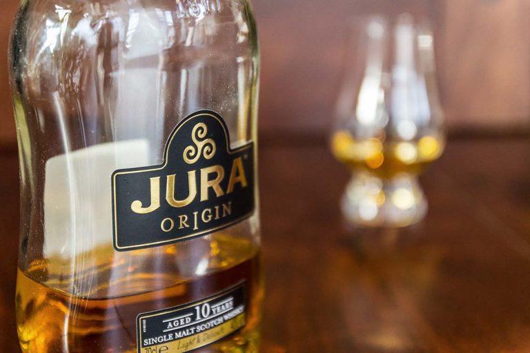 Scotch Whisky: Jura Origin 10 Jahre