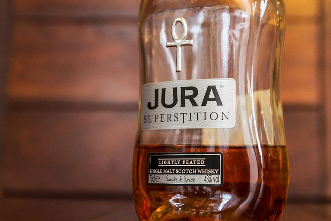 Scotch Whisky: Jura Superstition