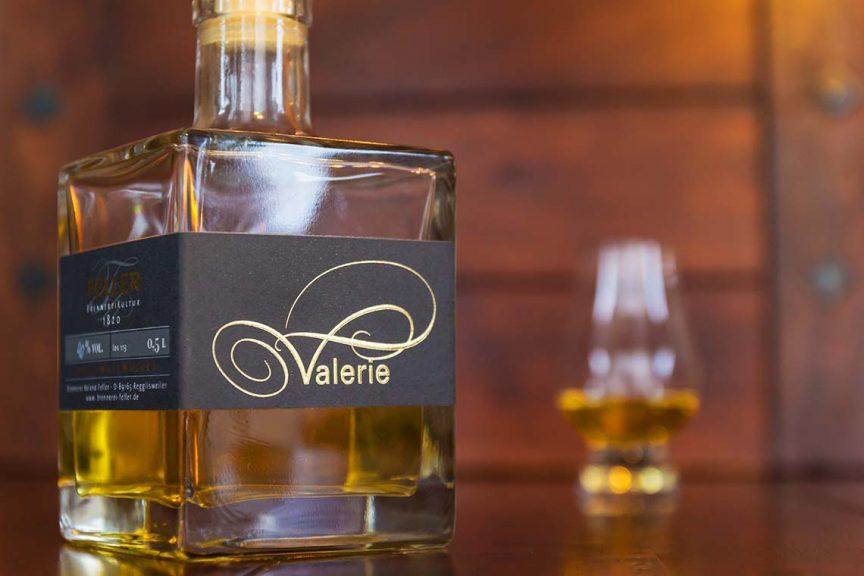 Deutscher Whisky - Feller Valerie