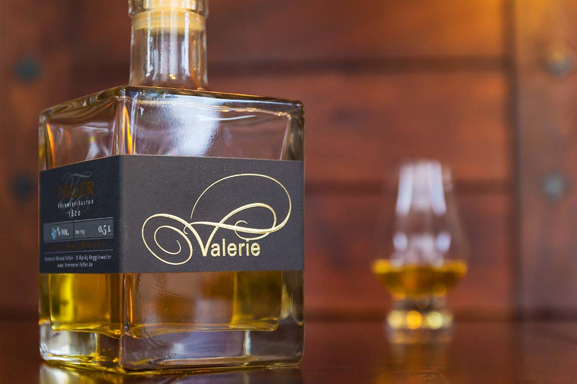 Deutscher Whisky - Feller Valerie