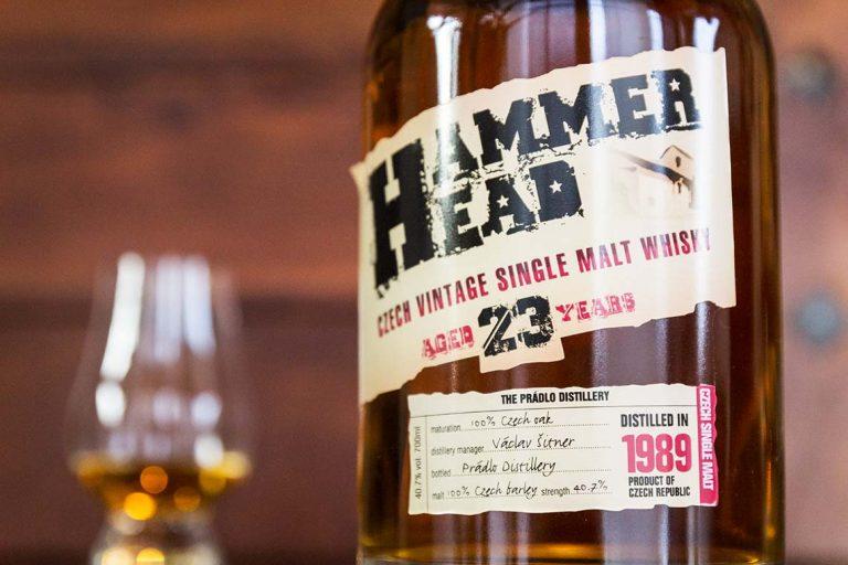 Tschechischer Whisky - Hammer Head 23 Jahre