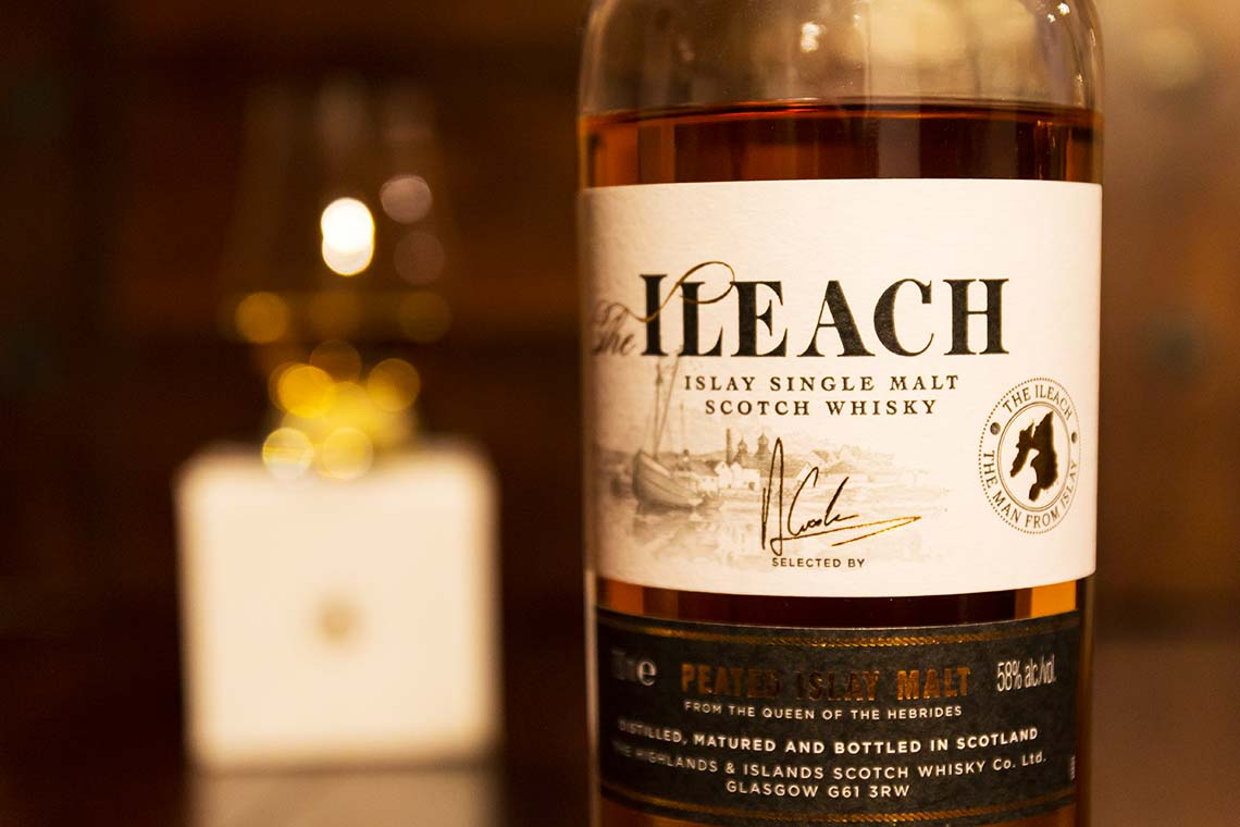 Scotch Whisky - Ileach Cask Strength