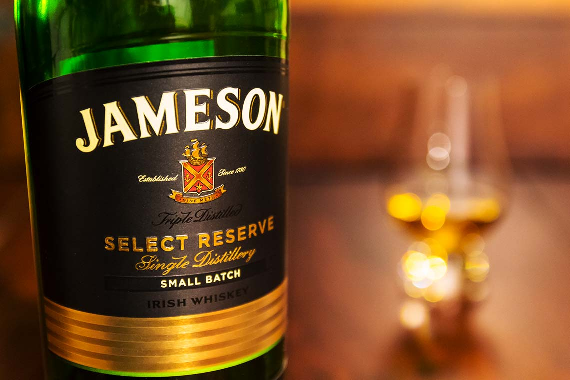 Irish Whiskey - Jameson Select Reserve