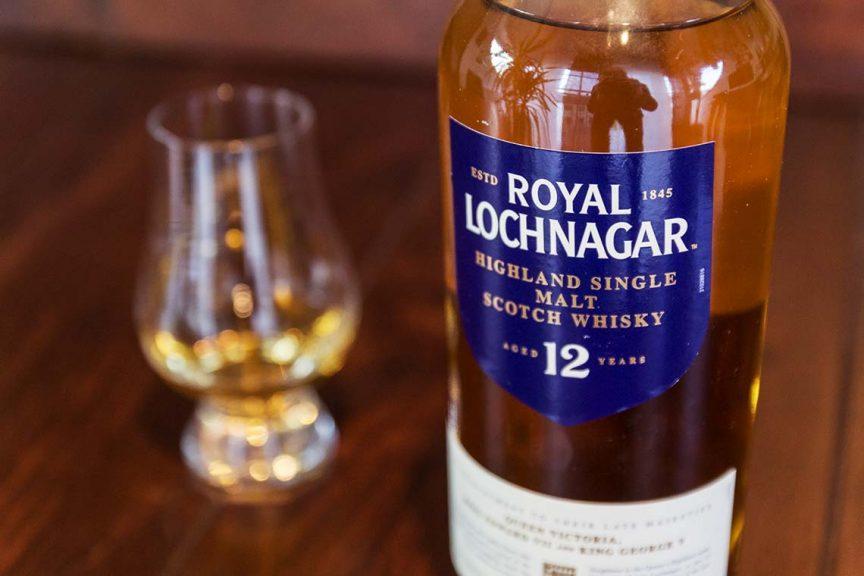 Scotch Whisky - Royal Lochnagar 12 Jahre