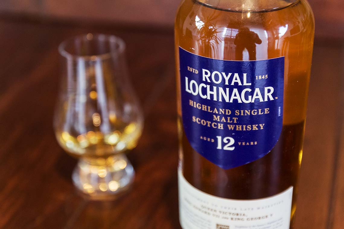 Scotch Whisky - Royal Lochnagar 12 Jahre
