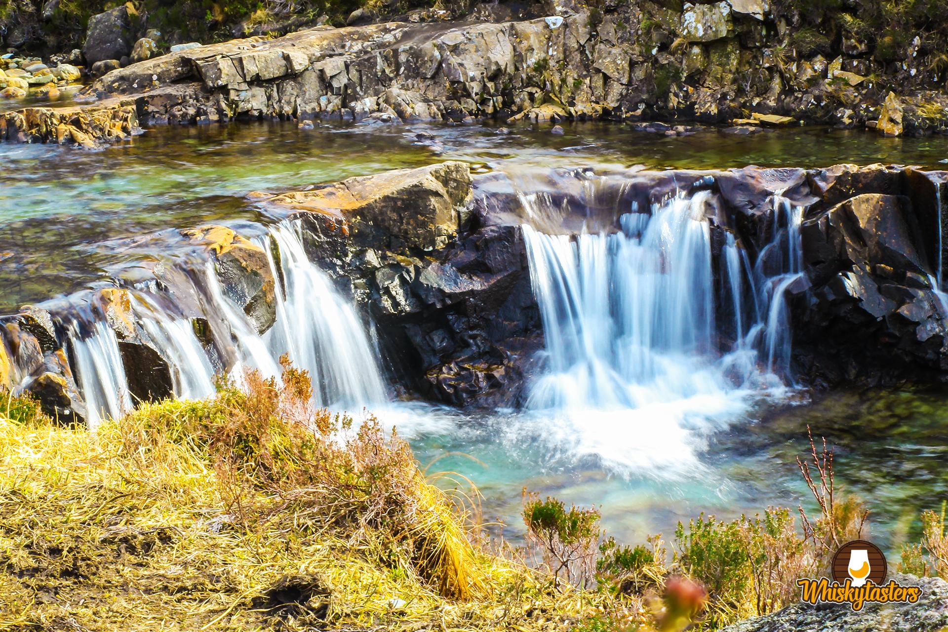 Die Fairy Pools auf der Isle of Skye