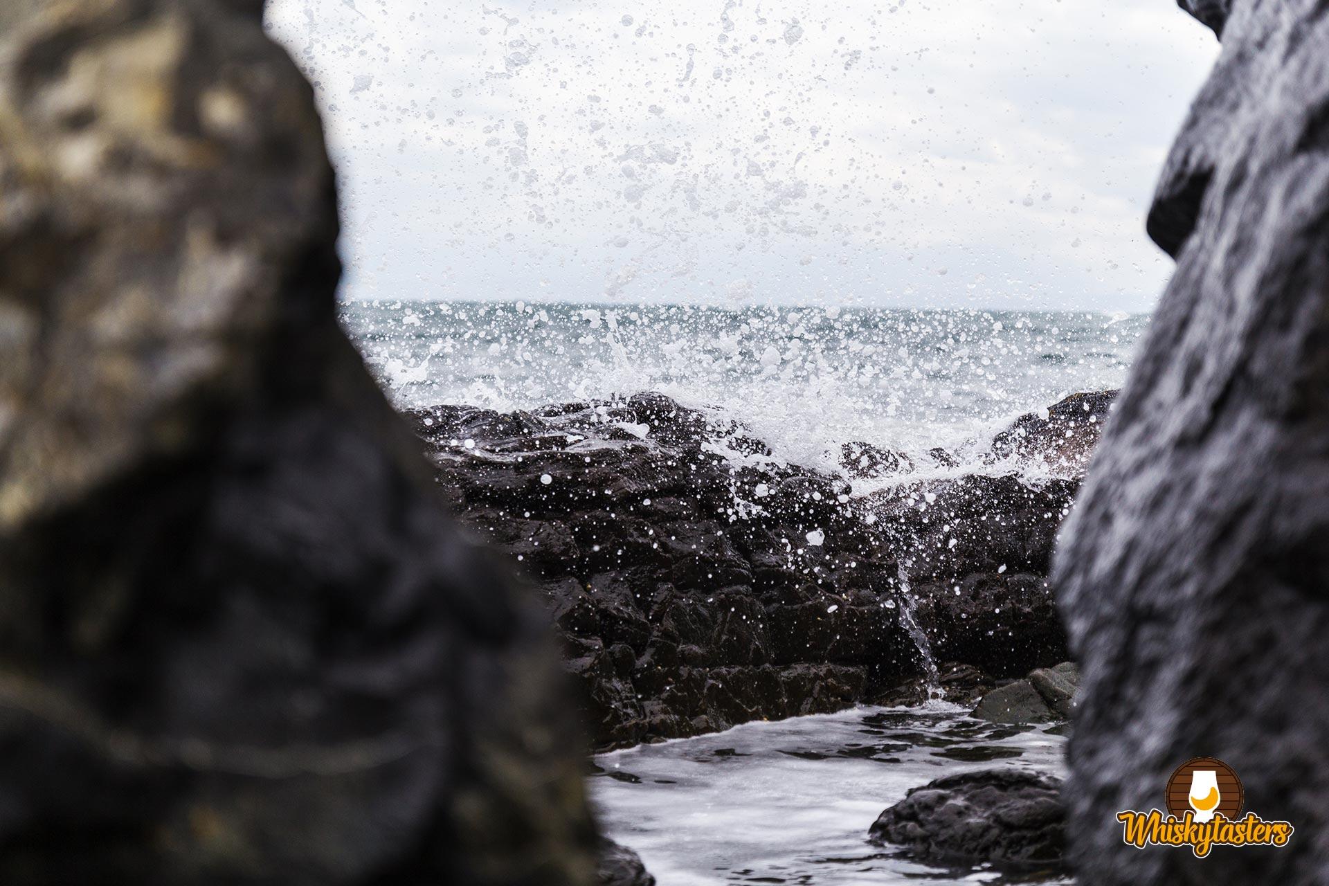 Die rauhe Küste auf der Isle of Skye