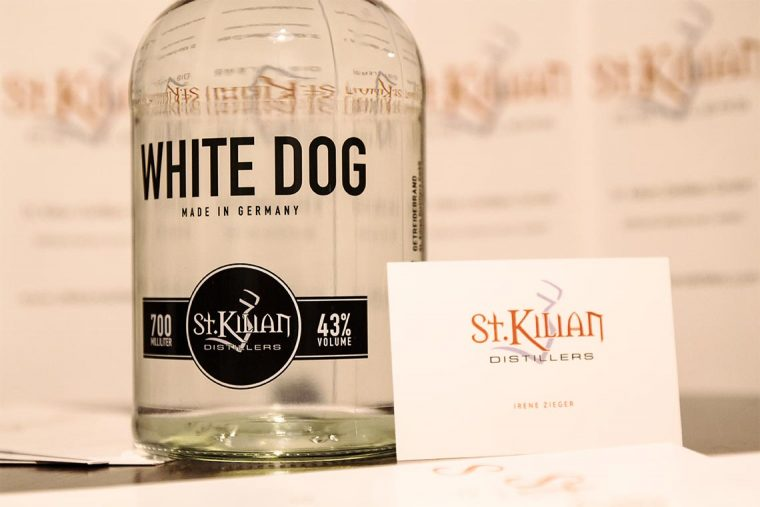 St. Kilian - White Dog