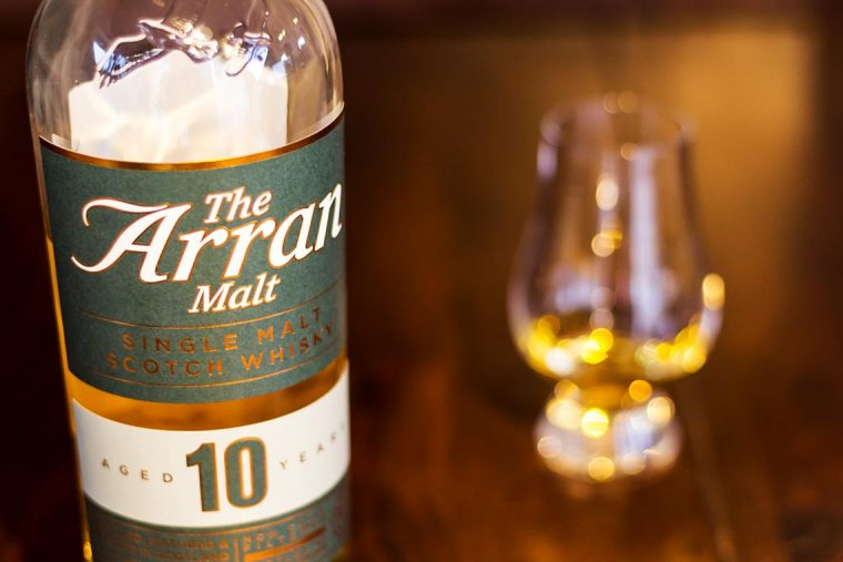 Single Malt Scotch Whisky - The Arran Malt 10 Jahre