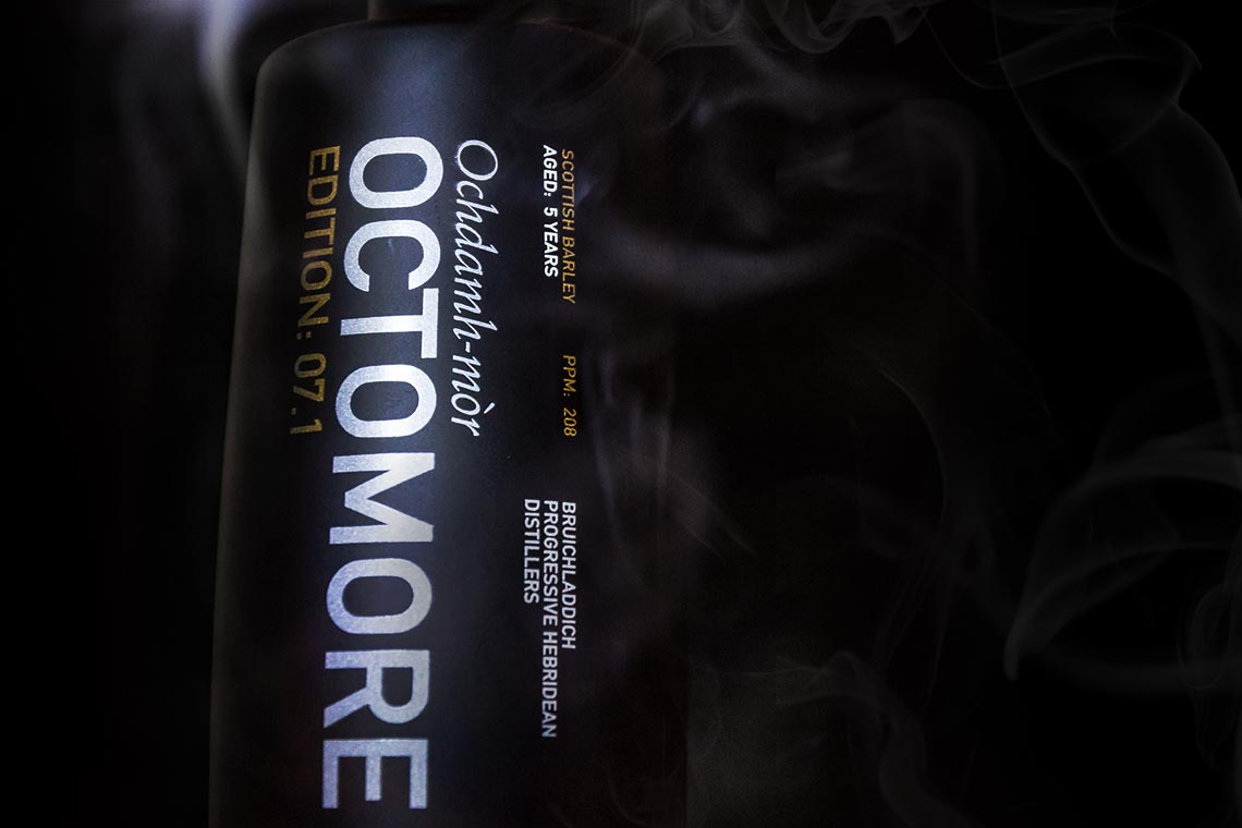 Single Malt Scotch Whisky - Bruichladdich Octomore 7.1
