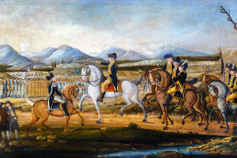Whiskey-Rebellion in Amerika