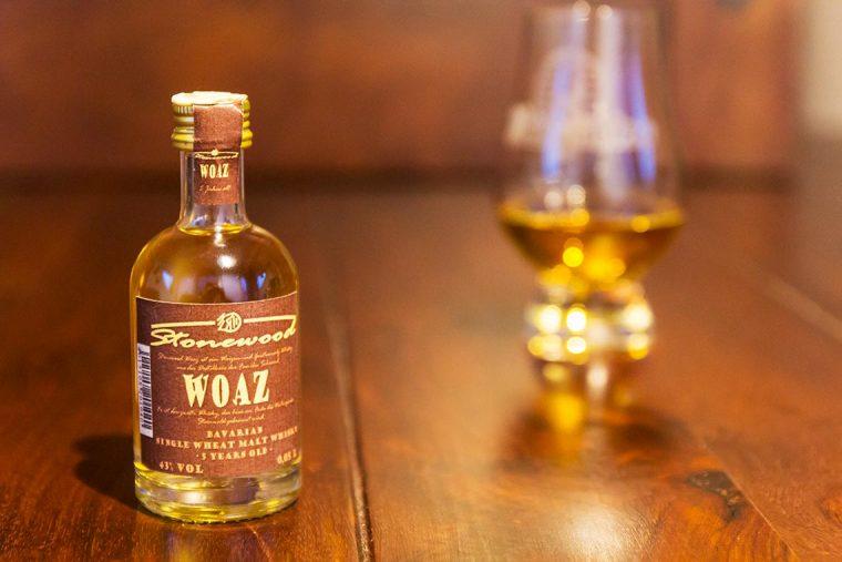 Stonewood Woaz Single Wheat Malt Whisky