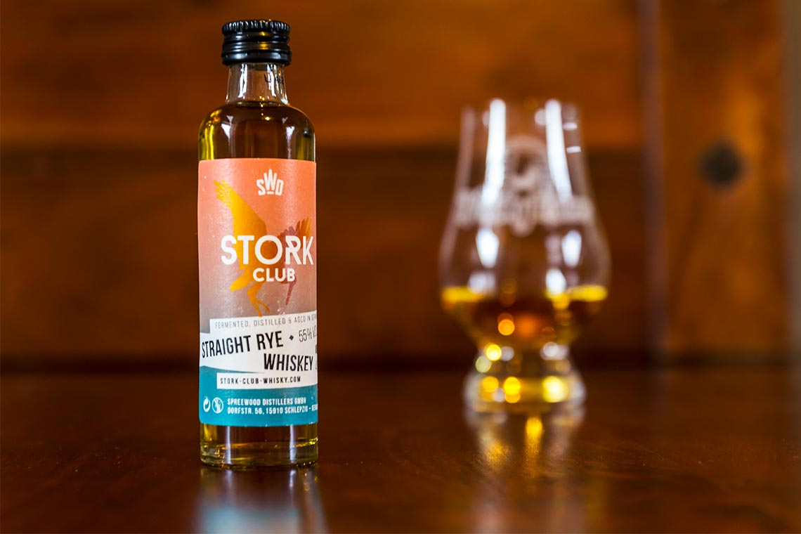 Spreewood Distillers Stork Club Single Malt Whisky