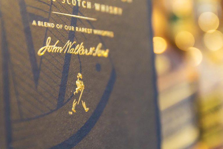 Johnnie Walker Man