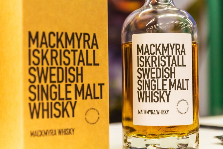 Mackmyra Iskristall - Schwedischer Single Malt