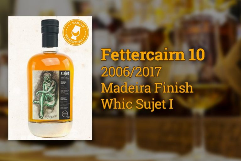 Fettercairn 10 Jahre - 2006-2017 - Whic Sujet 1 Madeira Finish