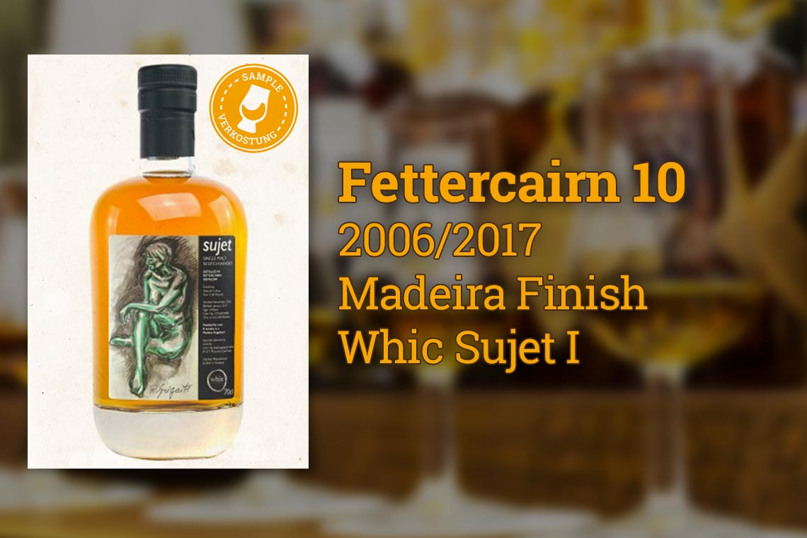 Fettercairn 10 Jahre - 2006-2017 - Whic Sujet 1 Madeira Finish