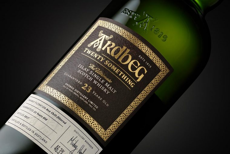 Ardbeg Twenty Something - 23 Jahre alter Single Malt Whisky