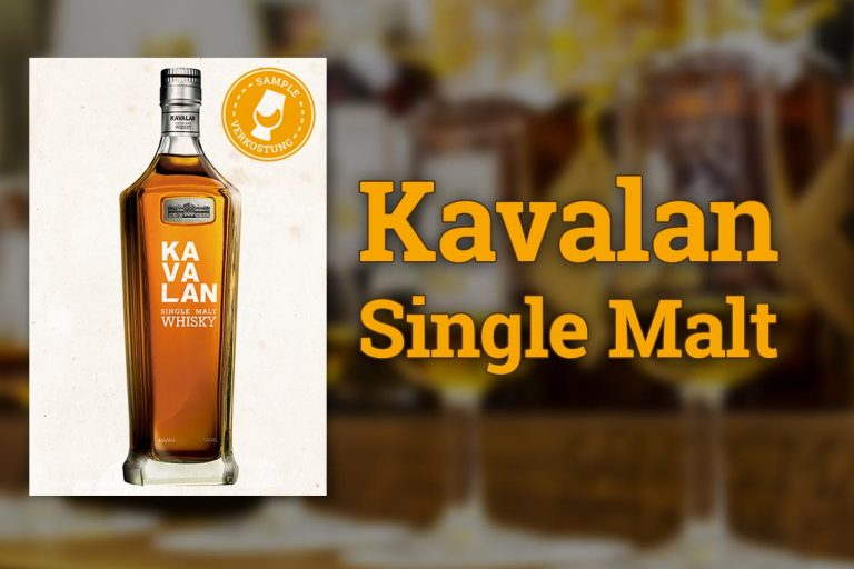 Kavalan Single Malt - Whisky aus Taiwan