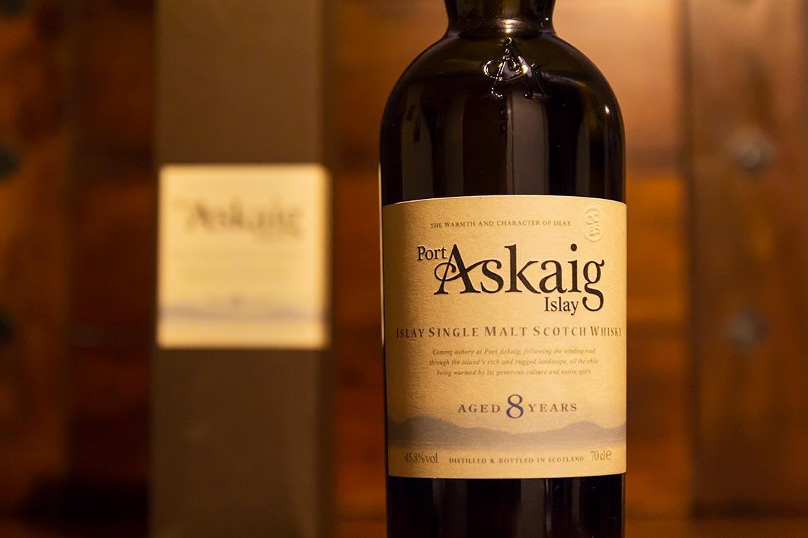 Port Askaig 8 Jahre Islay Single Malt Scotch Whisky