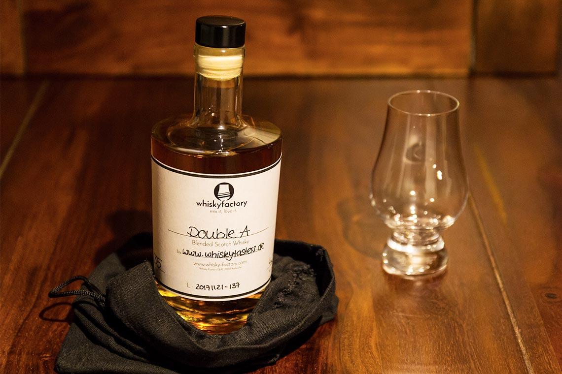 Whisky-Factory: Bestellung - Flasche - Glencairn Glas