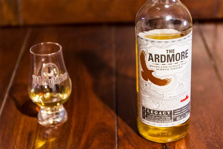 Ardmore Legacy Scotch Whisky