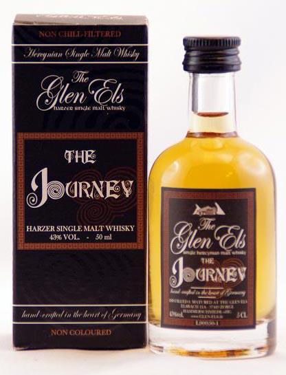 The journey harzer single malt