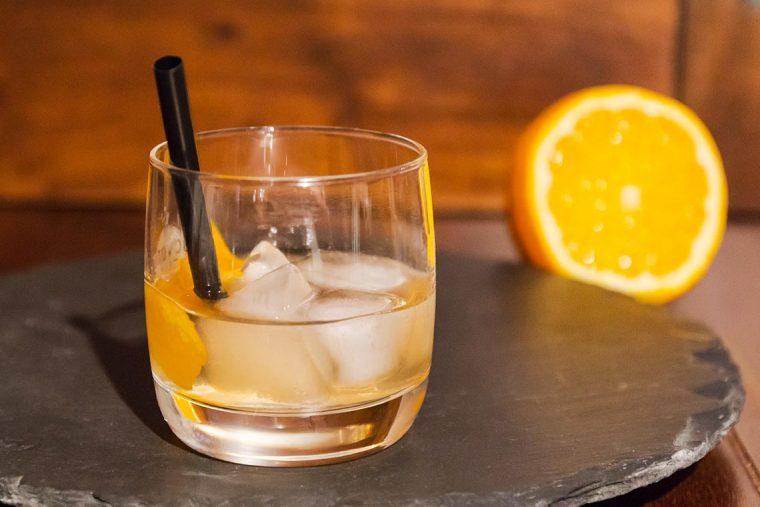 Old Fashioned - Klassischer Whisky Cocktail