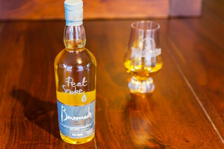 Benromach Peat Smoke Single Malt Scotch Whisky