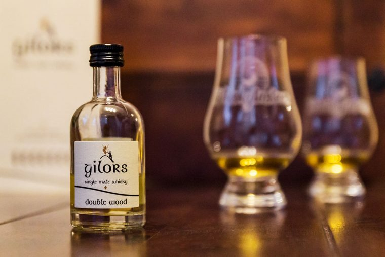 Gilors Single Malt Whisky - Double Wood