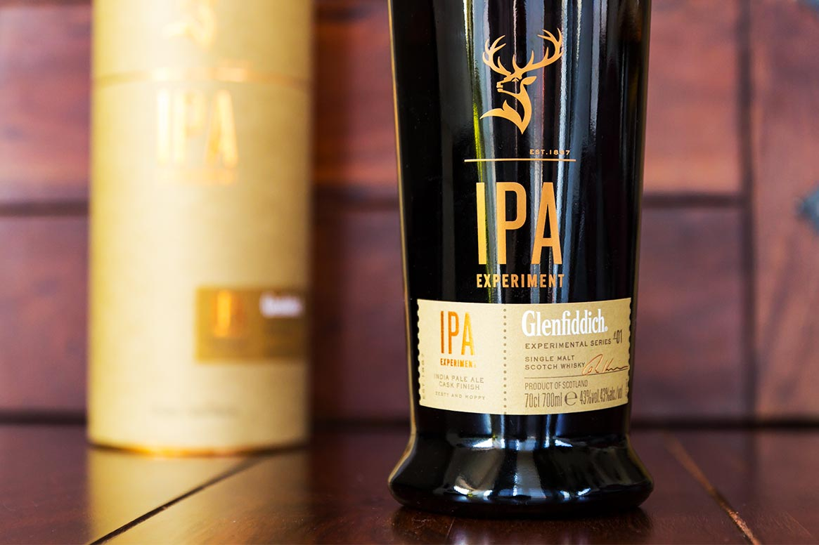 Glenfiddich IPA Experimental Series 1 Single Malt Whisky