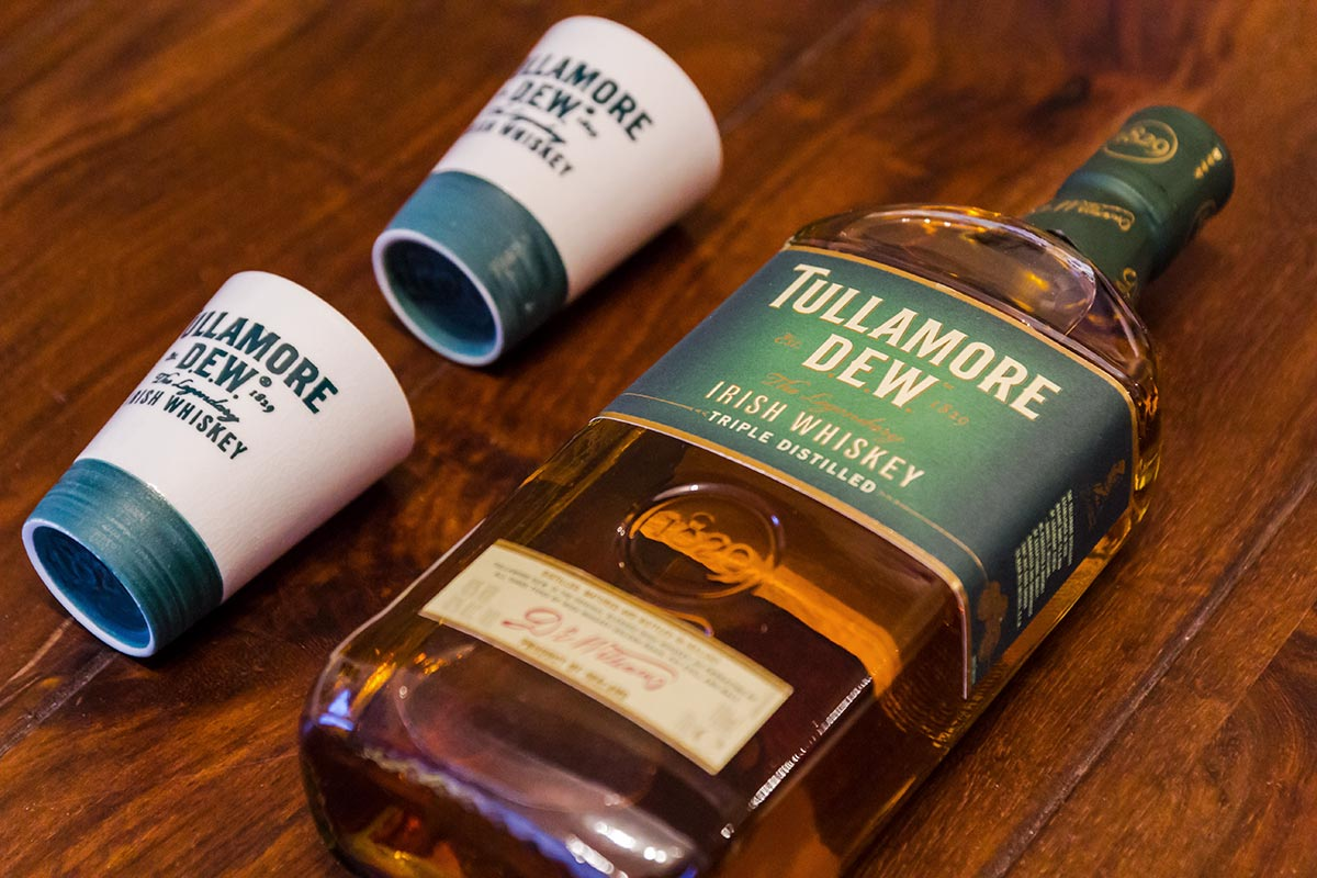 Tullamore Dew Original Irish Whiskey