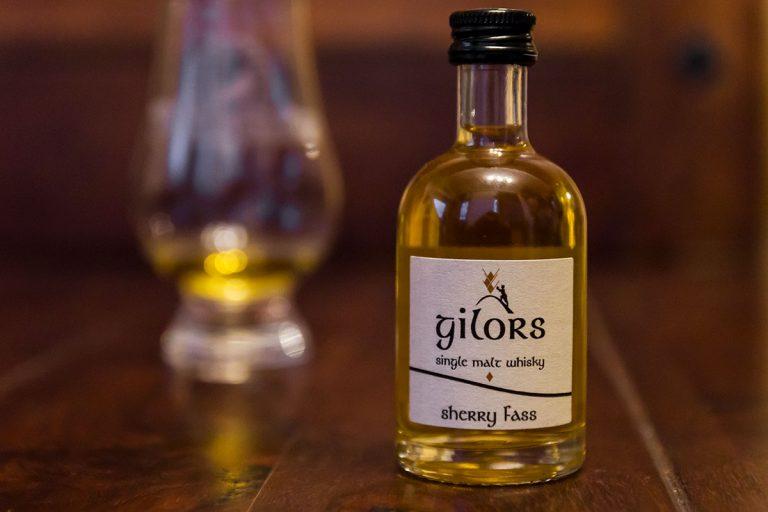 Gilors Single Malt deutscher Whisky Sherryfass
