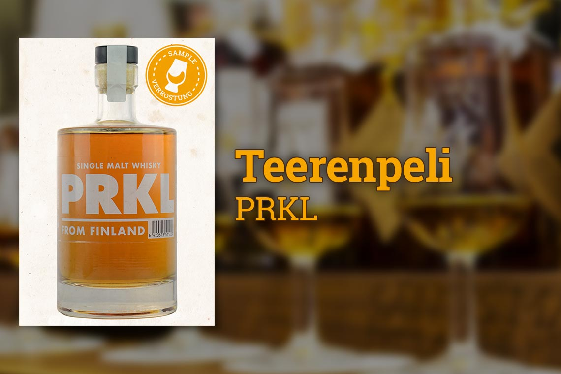 Teerenpeli PRKL - Finnischer Single Malt Whisky