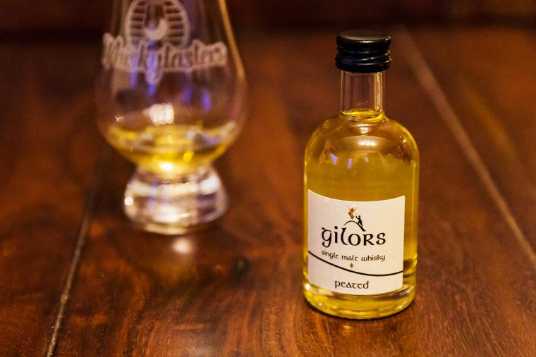 Gilors Single Whisky - Peated