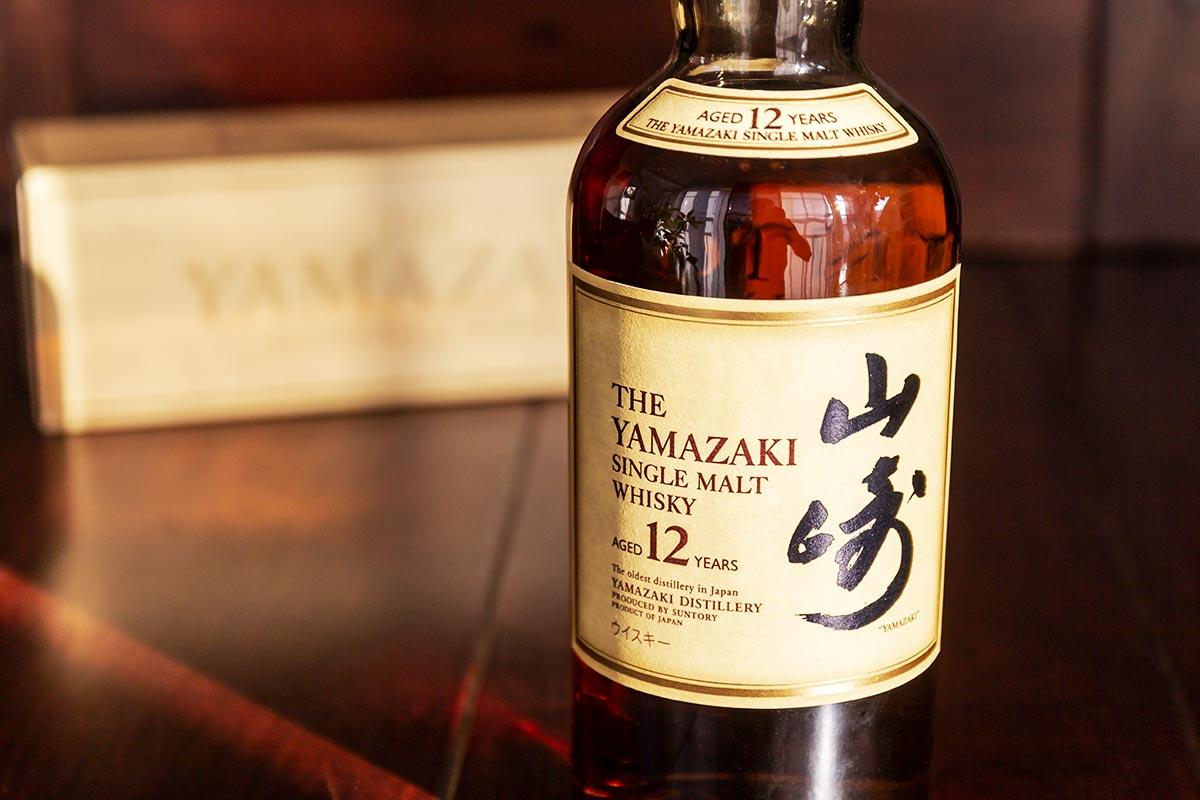 Yamazaki 12 Jahre Single Malt Whisky