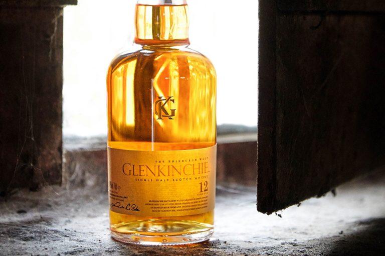Glenkinchie 12 - Lowland Single Malt Scotch Whisky