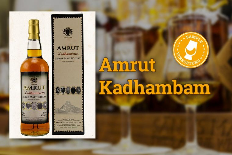 Amrut Kadhambam - Indian Single Malt Whisky