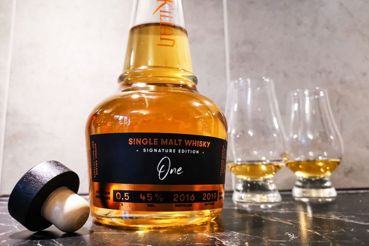 St. Kilian Single Malt Whisky Signature Edition ONE