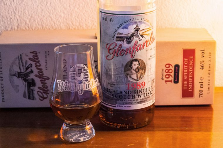 Glenfarclas 1989 Single Malt Whisky