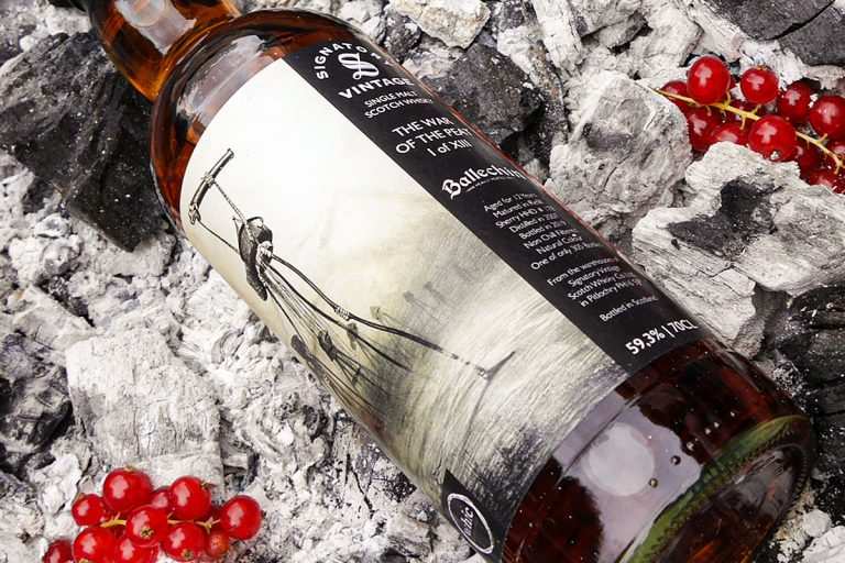 Whic - The War of The Peat I - Ballechin 12 Jahre Single Malt Scotch Whisky