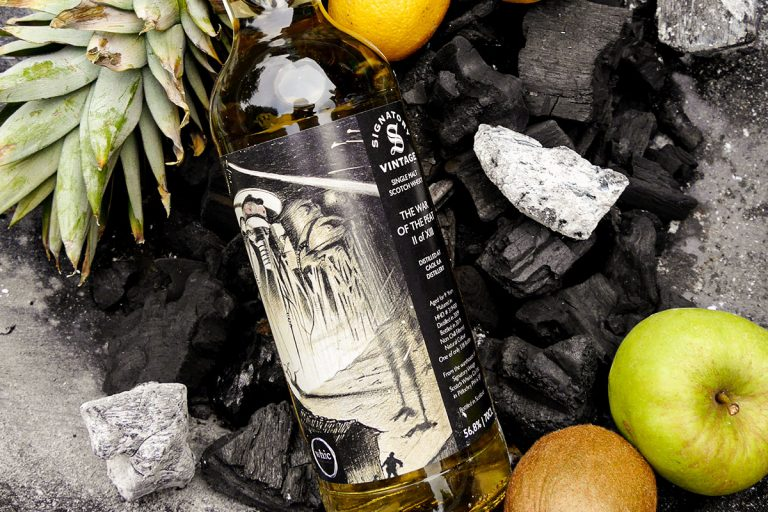 Whic - The War Of The Peat II - Caol Ila 9 Jahre Single Malt Scotch Whisky