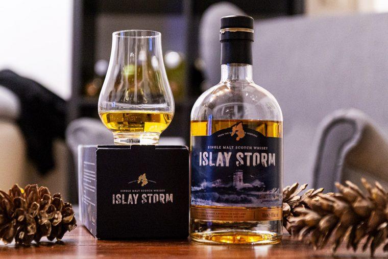 Islay Storm Single Malt Scotch Whisky
