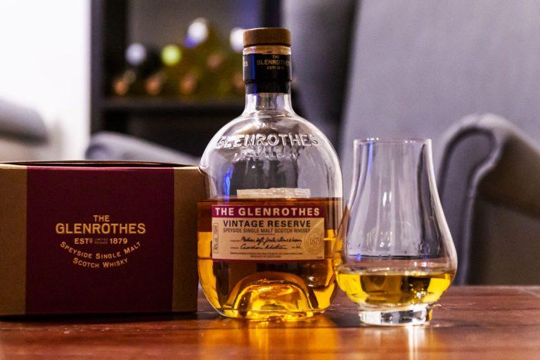 The Glenrothes Vintage Reserve Single Malt Scotch Whisky